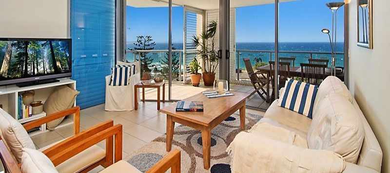 Coolangatta serviced apartments