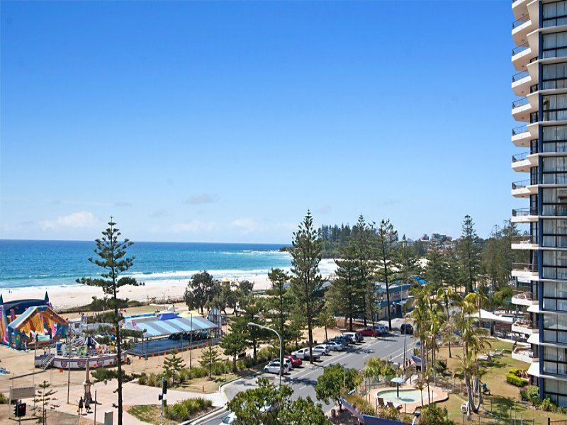 Coolangatta accommodation near the Gold Coast airport