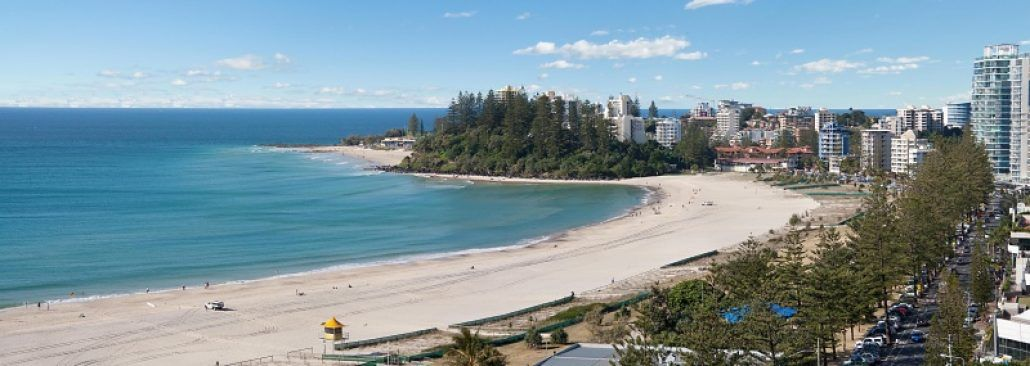Coolangatta accommodation Gold Coast
