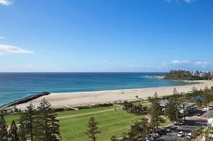 Coolangatta Beach acccommodation