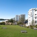 Coolangatta beachfront resort