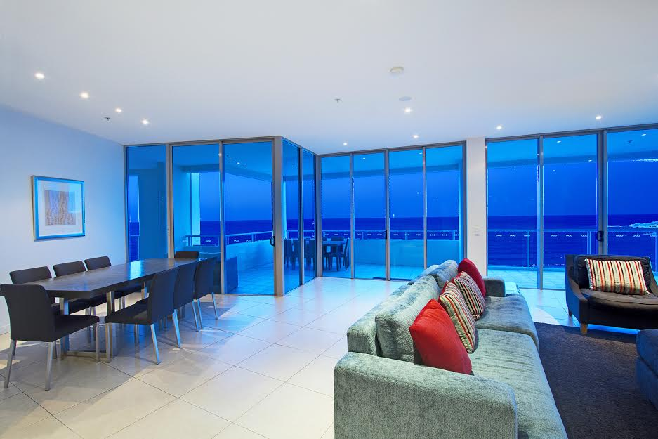 luxury accommodation Coolangatta